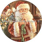 Heaven and Earth Designs - Ornament Not A Creature Was Stirring_THUMBNAIL