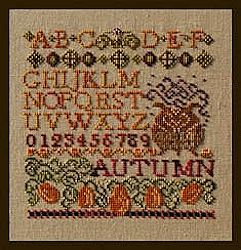 Turquoise Graphics & Design - Mini Autumn Sampler MAIN