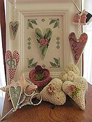 By The Bay Needleart - Heart To Heart
