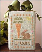 Country Cottage Needleworks - Dream Big