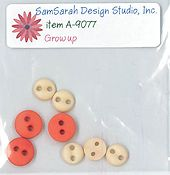 SamSarah Design Studio - Grow (up!) Embellishment Pack