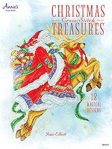 Annie's Cross Stitch - Christmas Cross Stitch Treasures