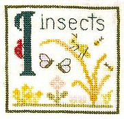 Elizabeth's Designs - I is for Insects