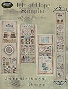 Jeannette Douglas Designs - Isle of Hope Sampler (Ellis Island) THUMBNAIL