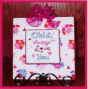 Faithwurks Designs - Owl Always Love You THUMBNAIL