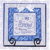 Faithwurks Designs - Snow Stuff THUMBNAIL