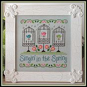 Country Cottage Needleworks - Singin' in the Spring