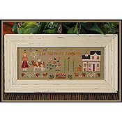 Little House Needleworks - The Farmer's Daughter