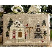 Little House Needleworks - Hometown Holiday Series - #2 Main Street Station
