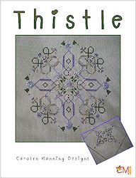 Carolyn Manning Designs - Thistle (Celtic Knot) MAIN