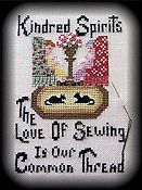 By The Bay Needleart - Kindred Spirits THUMBNAIL