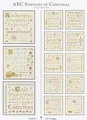 CW Designs - ABC Samplers of Christmas Collection One THUMBNAIL