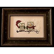 Cherry Hill Stitchery - Christmas Owls