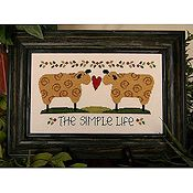 Cherry Hill Stitchery - The Simple Life