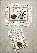 Milady's Needle - Ann Blockley's Pin Cushion & Scissors Keep THUMBNAIL