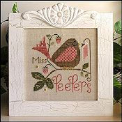Little House Needleworks - Miss Peepers THUMBNAIL