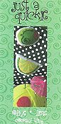 Amy Bruecken Designs - Cocktail Bling - Olive & Lime THUMBNAIL