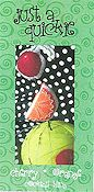 Amy Bruecken Designs - Cocktail Bling - Cherry & Orange