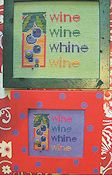 Amy Bruecken Designs - Whine