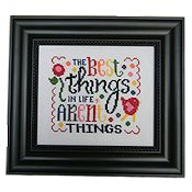 Cherry Hill Stitchery - The Best Things In Life