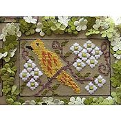 By The Bay Needleart - Birds Of A Funky Feather #7 THUMBNAIL