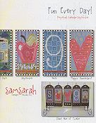 SamSarah Design Studio - Fun Every Day!  Perpetual Calendar - September THUMBNAIL