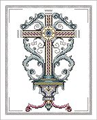 Vickery Collection - Composition Cross