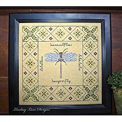 Lindsay Lane Designs - Dragonfly Garden
