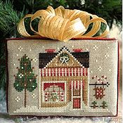 Little House Needleworks - Hometown Holiday Series - #4 Sweet Shop