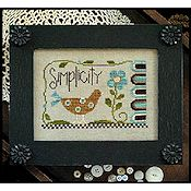 Little House Needleworks - Simplicity