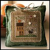 Little House Needleworks - Little Sheep Virtue #5 Faith THUMBNAIL