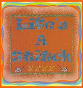 Designs By Lisa - Life's A Stitch THUMBNAIL