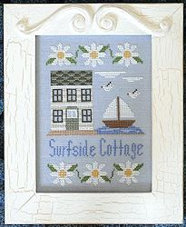 Country Cottage Needleworks - Surfside Cottage MAIN