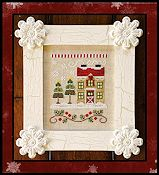 Country Cottage Needleworks - Santa's Village - Christmas Tree Farm