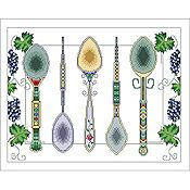 Vickery Collection - Kitchen Spoons