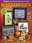 Just Cross Stitch 2013 Halloween Special Collector's Issue
