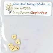 SamSarah Design Studio - In My Garden - Chapter Four Embellishment Pack