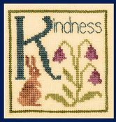 Elizabeth's Designs - K is for Kindness