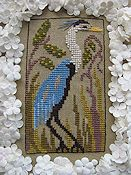 By The Bay Needleart - Birds Of A Funky Feather #8
