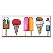 Vickery Collection - Ice Cream & Popsicles
