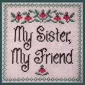 Cross-Point Desings - Sister, Friend