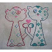 Carolyn  Manning Designs - Whiskerkins - Kitty Love