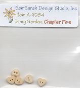 SamSarah Design Studio - In My Garden - Chapter Five Embellishment Pack