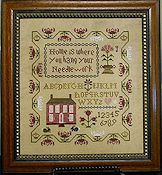 Abby Rose Designs - Home Is Where You Hang Your Needlework II