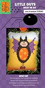 Amy Bruecken Designs - Little Guys Batley The Bat