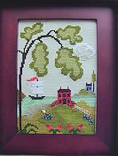 By The Bay Needleart - Nantucket Village Series #1_THUMBNAIL