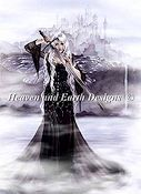 Heaven and Earth Designs - Mini Lady of Avalon