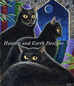 Heaven and Earth Designs - Night Watch THUMBNAIL