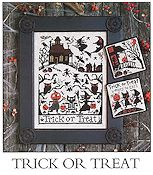 Prairie Schooler - Trick Or Treat THUMBNAIL