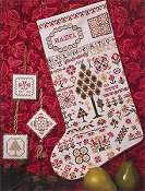 Rosewood Manor - My Granddaughter's Stocking
